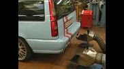 Volvo 850 T5 Mte at the Dyno