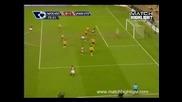 Wolverhampton 0 - 1 Manchester United 6.03.2010