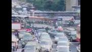 Трафикът В Тайланд