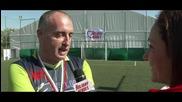 TELUS - 3ти на Благотворителния Футболен Турнир на Holiday Heroes
