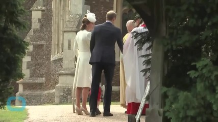 Royal Christening Round 2: Do People Actually Care?