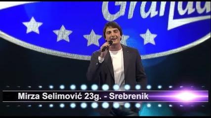 Mirza Selimovic - Krasiva - (Live) - ZG 2013 2014 - 18.01.2014. EM 15.
