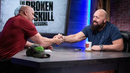 Available now: Big Show on The Broken Skull Sessions