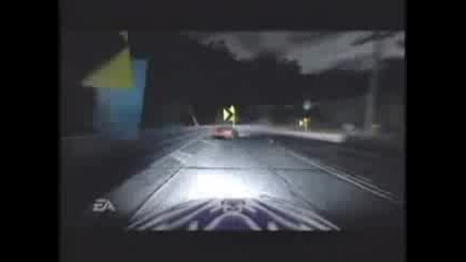 Need For Speed Carbon Race