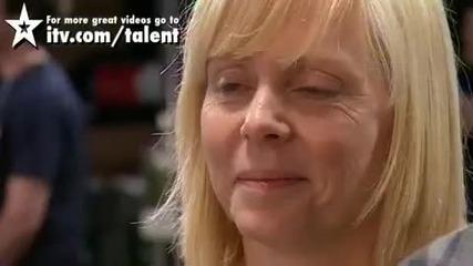 Liam Mcnally - Britains Got Talent 2010