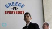 IMF Walks Out of Greece Bailout Talks