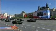 Военна техника на Парада на победата 2010, част 1 Вк