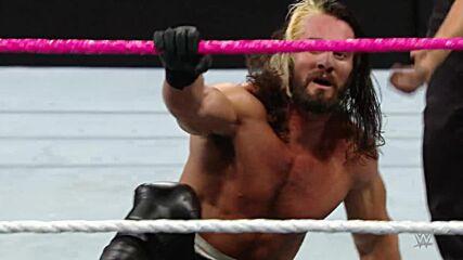 John Cena vs. Seth Rollins: Raw, Oct. 27, 2014 (Full Match)