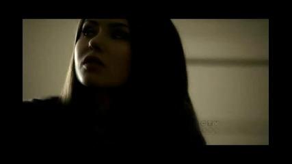 Damon and Elena - Angels on the Moon