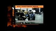 Mcfly Singing Happy B - Day To Dougie