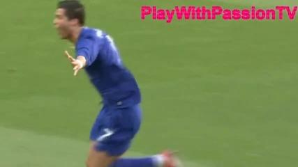 Cristiano Ronaldo Top 10 Goals 2008 09 Hd