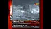 земетресение и цунами в Япония