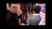 Момче вдигна публиката на крака с гласа си!! Britains Got Talent 2011