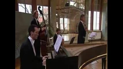 Й. С. Бах - Бранденбургски концерт No.5 - 1