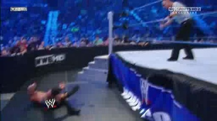 Friday Night Smackdown 15/07/11 ; Част 4/4