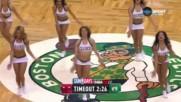 Знойни тела, кръшни танци, горещи емоции... просто НБА