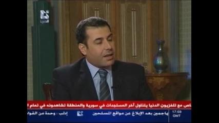 Башар Асад: Трябва ми още малко време, за да спечеля битката с бунтовниците