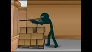 Counter - Strike Parodia..:#1 De dust2