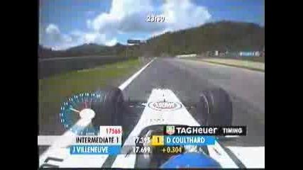 Жак Вилньов - Австрия А1 Ринг 2002г.