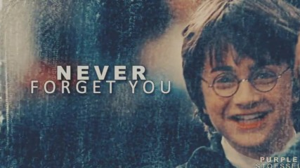 Harry & Hermione | Never Forget You