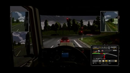 Euro Truck Simulator Епизод 2 (themorfeiii)авточасти + готино радио