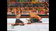 Raven vs. Cassidy Oreilly - Wwe Heat 27.10.2002