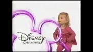Mia Telerico - Disney Channel Logo