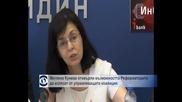 Председателят на ДБГ Меглена Кунева отхвърли възможността Реформаторите да излязат от управляващата коалиция