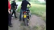 Kawasaki Z1000 Ixil Exhaust