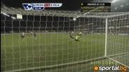 Стилиян Петров бележи,chelsea 1 - 3aston Villa 31.12.2011