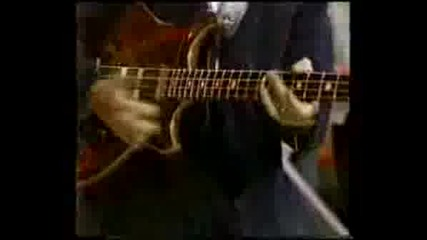 Mark Kings Fast Slap Bass Solo