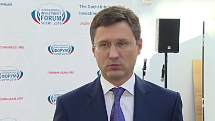 Russia: OPEC deal 'is a positive signal for the market' - Energy Min. Novak