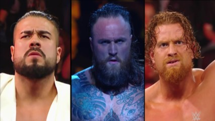 Andrade, Murphy and Black make an Instant Impact: Raw, Oct. 21, 2019