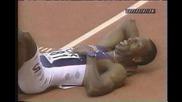 Световен рекорд на 400м - Michael Johnson