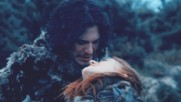 [превод] Jon and Ygritte- I am hers and she is mine