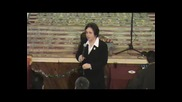 Заключителни думи на новогодишния концерт - Виево