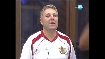 1-ви изгонен от Big Brother All Stars 2013 - Недялко Лазаров (25.11.2013)