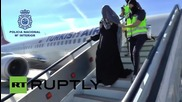 Spain: Female ISIS suspect arrested entering Spain at Malaga airport