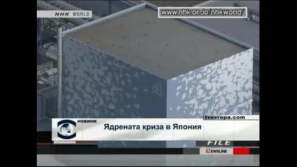 """Хеликоптери хвърлят вода върху реакторите на АЕЦ """"Фукушима"""""""