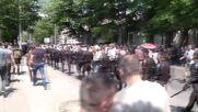 Moldova: Scuffles hit Chisinau as LGBT-demo met by Orthodox protesters