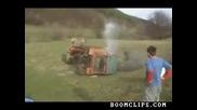 Инцидент С Трактор - ^ Смях ^