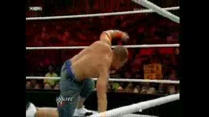 Raw 21.06.10 - John Cena vs Sheamus ( Wwe Championship)