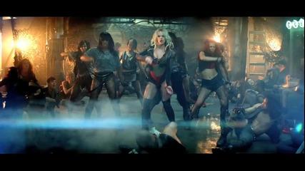 Britney Spears - Till The World Ends Full Hd + Lyrics