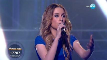 "Михаела като Céline Dion - ""My Heart Will Go On"" | Като две капки вода"