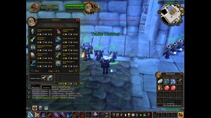 Wolrd of Warcraft Instan 80 Pvp