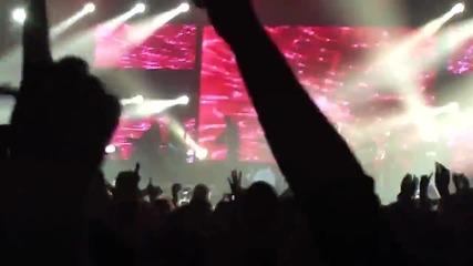 Aca Lukas & Folk House Band - Nisam preziveo - (LIVE) - (Zetra 15.12.2012.)