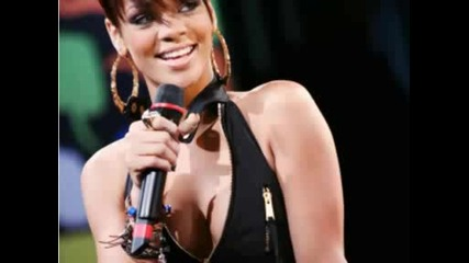 Happy Valentines Day With Rihanna