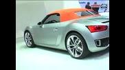 Volkswagen Bluesport Concept Detroit 2009