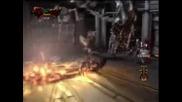 God of War Iii Playthrough Part 24 [hercules Battle] True - Hd Quality