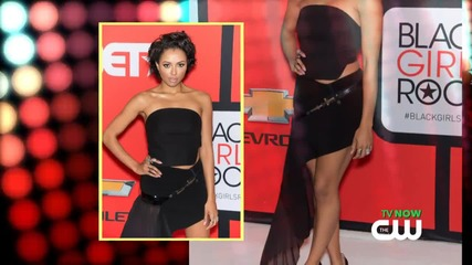 Kat Graham Hot Wardrobe Change at Black Girls Rock!